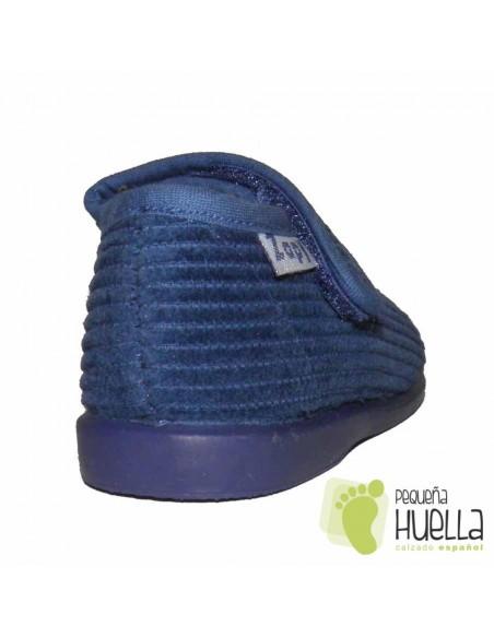 Zapatilla Casa Niña Azul ZAPY