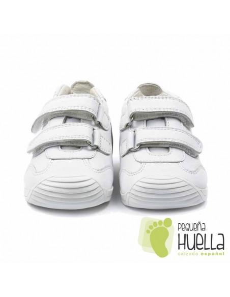 Deportiva Bebé Blanca Biomecanics