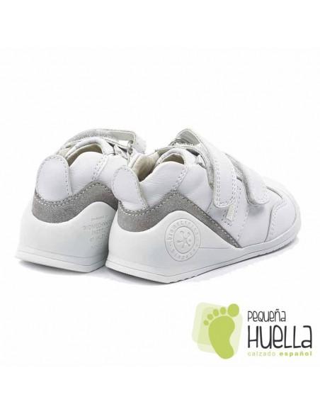 Deportivas Bebés Blancas Biomecanics