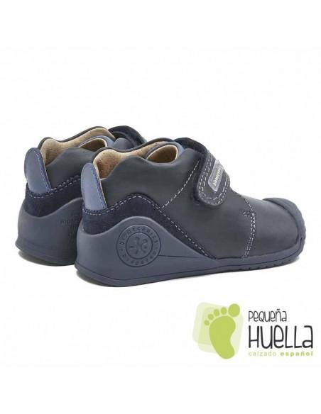 Botas Azules Chico Biomecanics