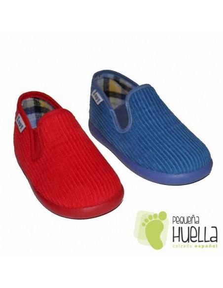 Zapatillas Pana para Casa de Niños y Niñas