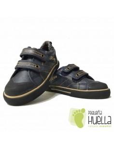 Zapatillas con Puntera de Goma