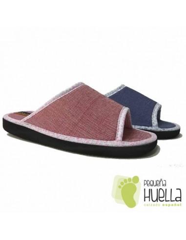 Zapatillas planas para Casa Doctor Cutillas
