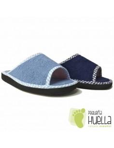 Zapatillas de Toalla planas para Casa Doctor Cutillas 24502