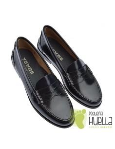Zapato Castellano Negro YOWAS 5081
