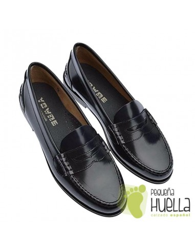e71cc2c28 Comprar Zapatos Castellanos Negros para niños y niñas Yowas 5081