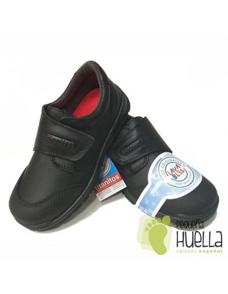 Zapatos para el colegio lavables. Titanitos Zeus