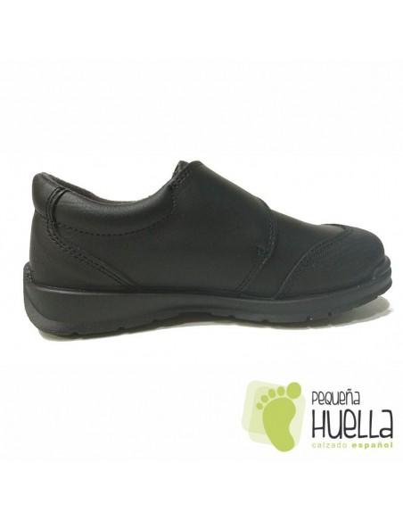 Zapatos de piel para el colegio, Titanitos