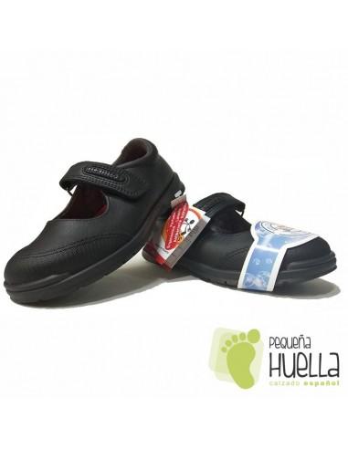 Zapato Colegial Niña Titanitos Atenea C840