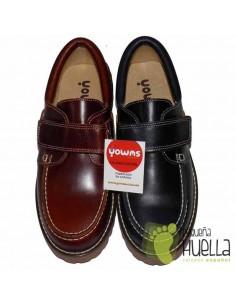 Náuticos Chicos / Chicas con Velcro YOWAS 6166