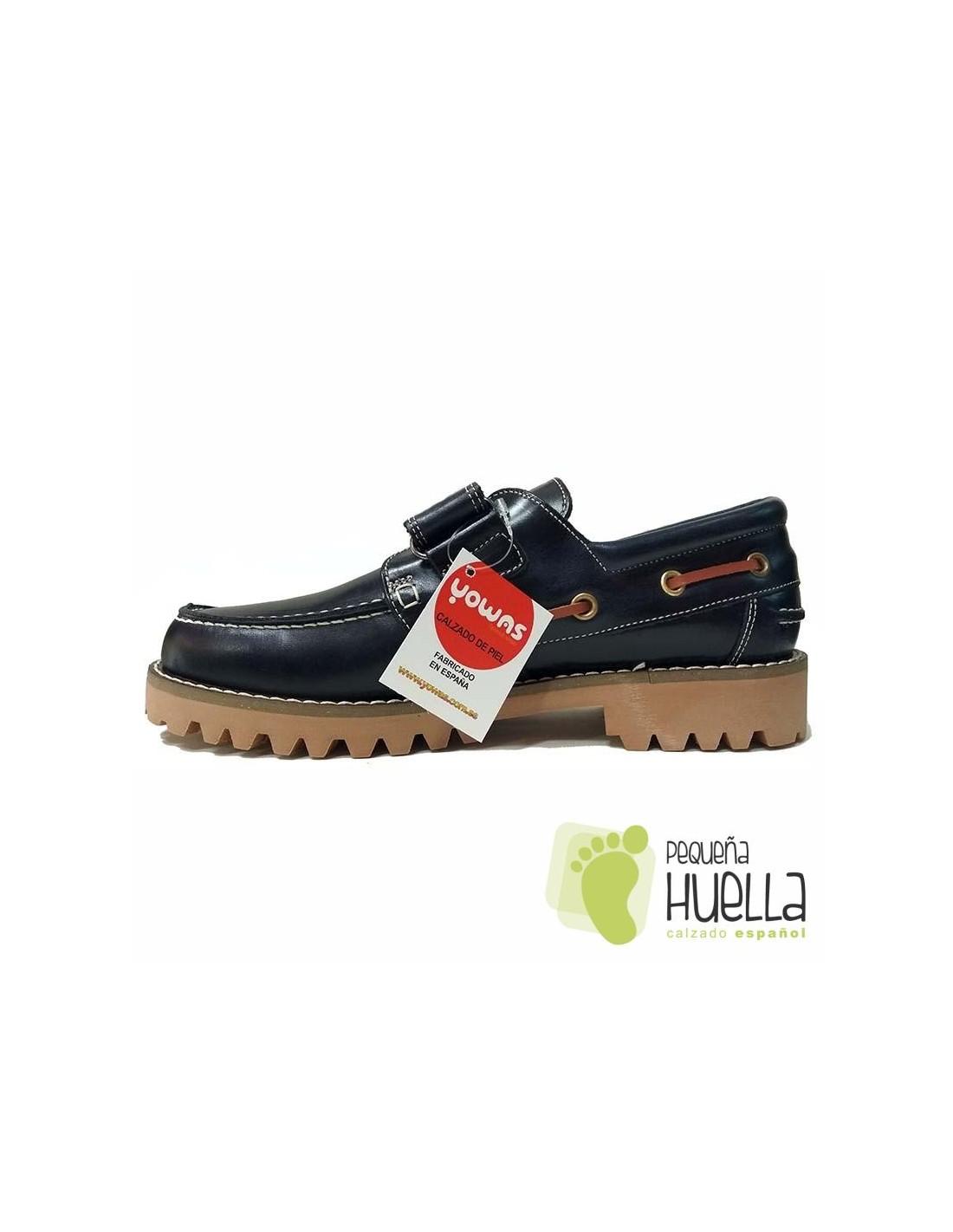 852e82bc9 Comprar Náuticos Niñas Zapatos Velcro Yowas Online Y Con Niños Para wCr6Bqw
