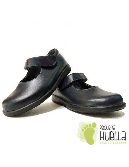 Zapato Colegial Niña Velcro Dar2 149