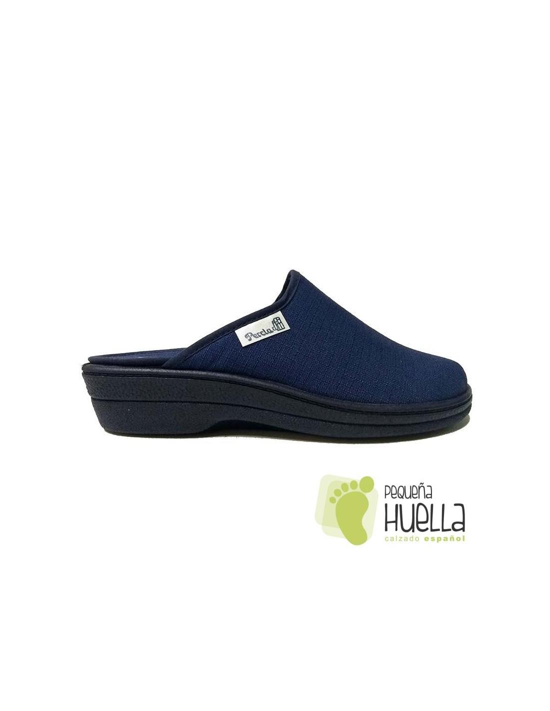 4809586285c Comprar Zuecos - Zapatillas de casa anatómicas para mujer | La Percla