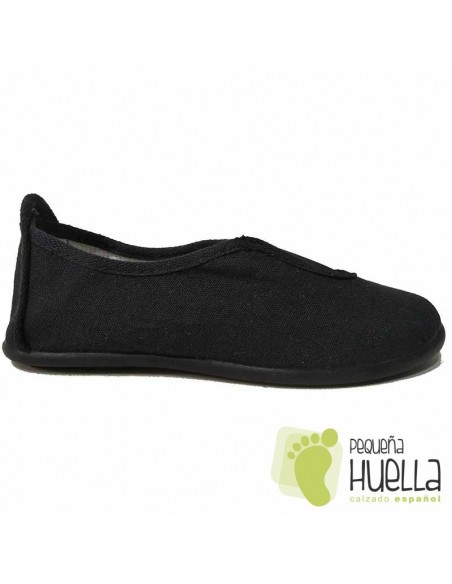 Zapatillas de Gimnasia Negras