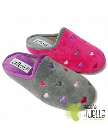 Zapatillas de Casa Niña y Mujer