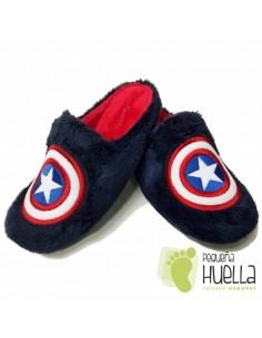 Zapatillas de casa para Chicos Garzón Capitán América