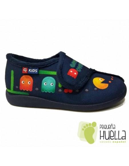 Zapatillas para Niños de Casa Garzón, Comecocos
