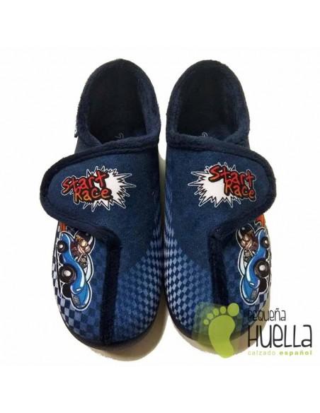 Zapatillas para Niños de Casa Garzón, Start Race