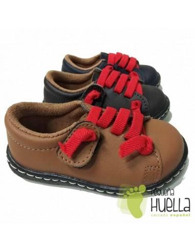 96dac1ae5 Comprar zapato Mini Camper de velcro para niño online