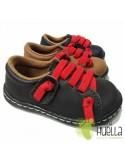 Zapato Niño Piel Velcro