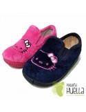 Zapatillas Casa Niñas Hello Kitty