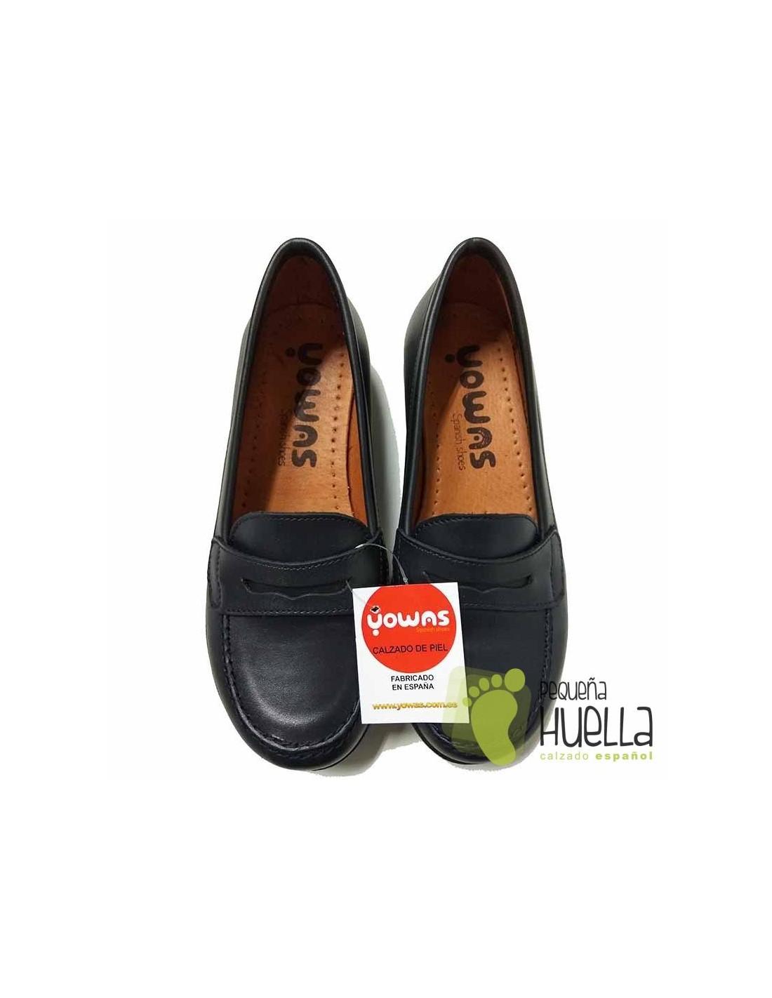 En Aatrfq Colegiales Madrid Mocasín Niñas Zapatos Yowas Para cF15TJu3lK