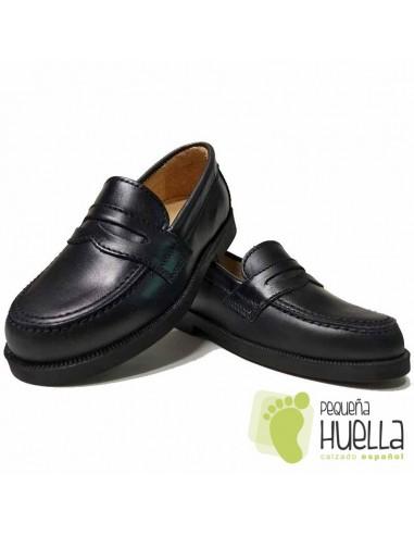 2aaa8b688b Comprar Zapatos Mocasines de Niños para colegio baratos en Madrid