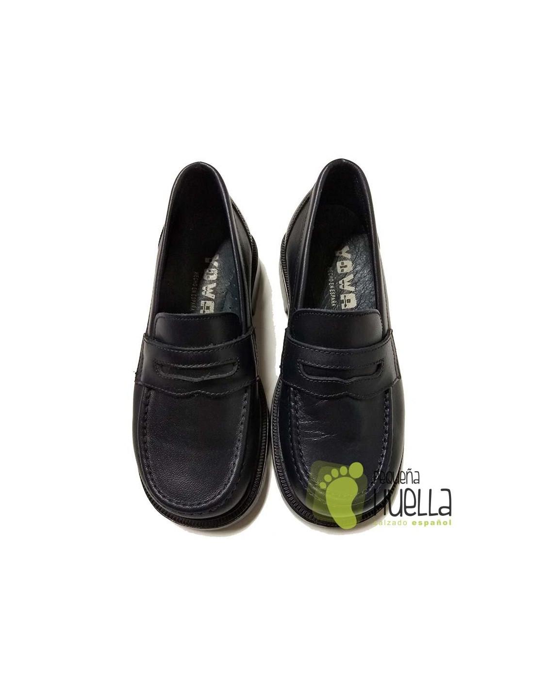 b869d5c0 Comprar Zapatos Mocasines de niños para el colegio baratos en Madrid