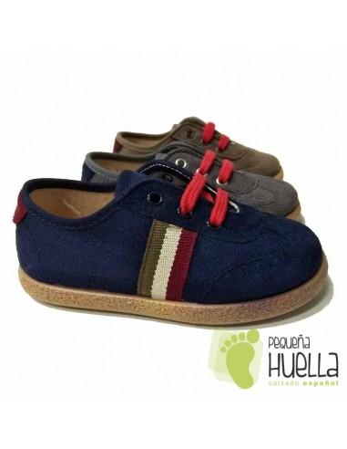 792b1cf6266 Comprar zapatillas para niños de vestir TOKOLATE baratas en Madrid