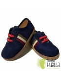 Zapatillas Blucher Azules