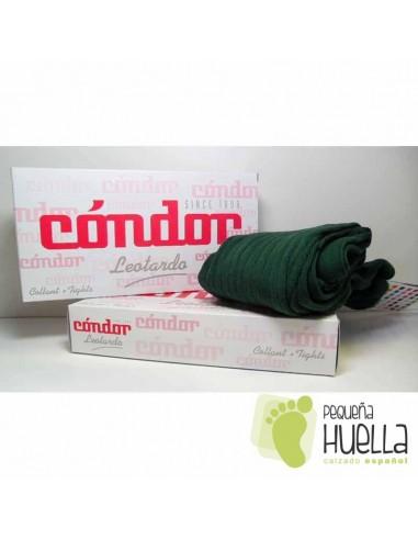 Leotardo Cóndor Verde Botella