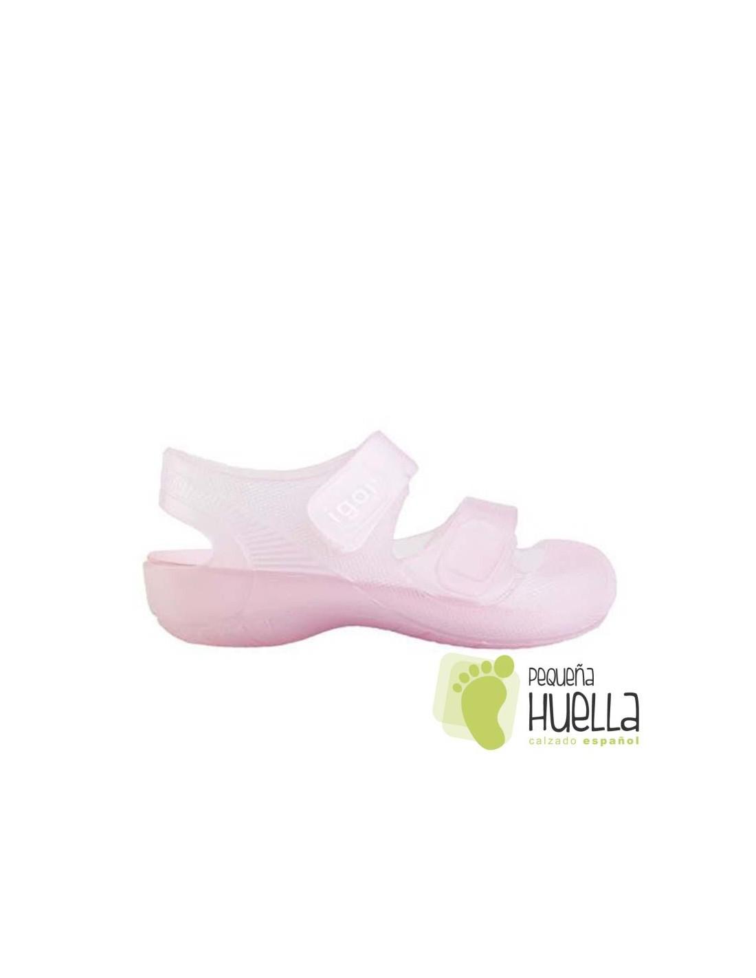 28be0d9e0ac Comprar sandalias de goma para niños y niñas de playa y piscina IGOR