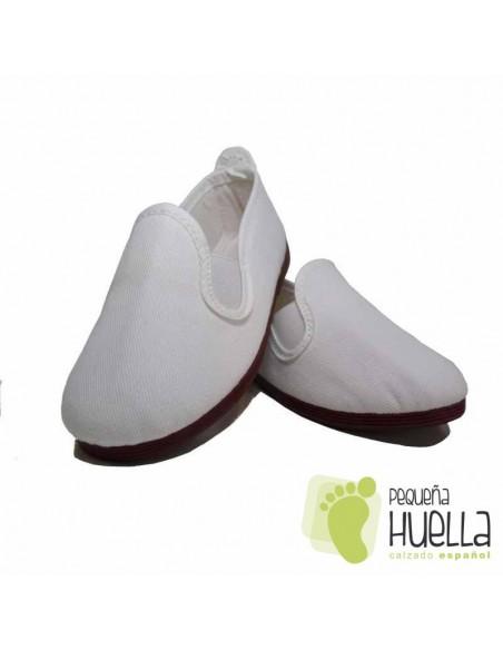 Zapatillas Kung fu Blancas
