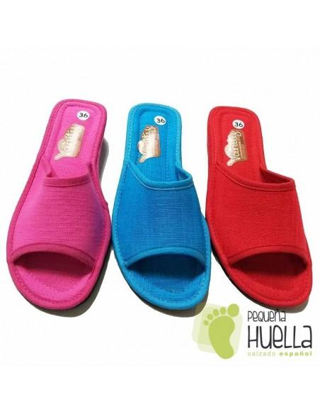 Zapatillas Chinelas de Mujer Vanity 360