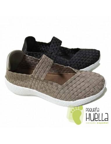 Zapatos Mujer Doctor Flex