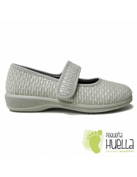 Zapatos Grises Mujer Cómodos J. Ortega