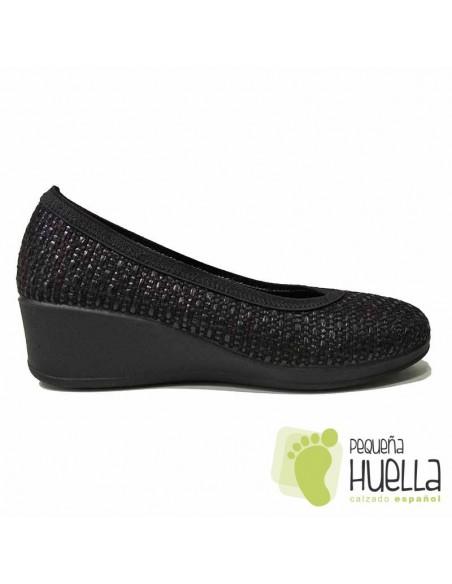 Zapatos Salón Negros Mujer Cómodos J. Ortega