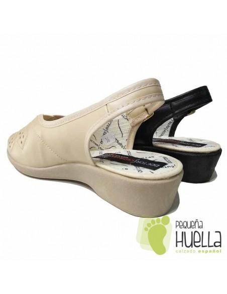 Sandalias Mujer Doctor Cutillas 6205