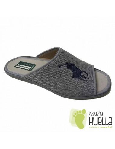 De Para Abiertas Dona Zapatillas Lino Casa Hombre Comprar D29eYWEHbI