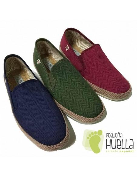 Zapatillas calle caballero, ROAL 550