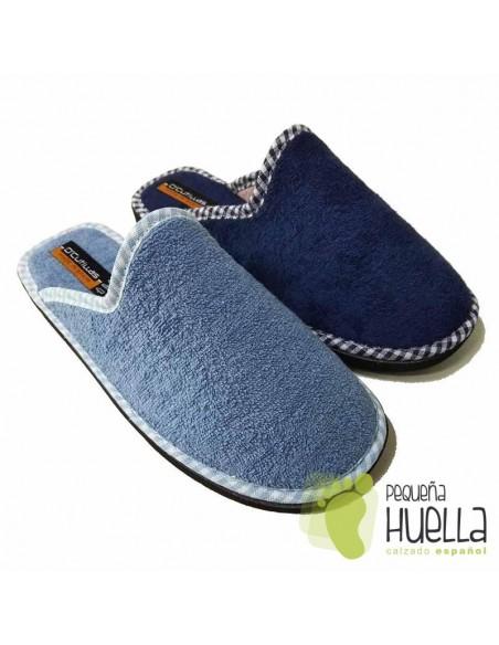 Zapatillas de Toalla planas para Casa Doctor Cutillas 24503