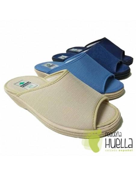 Zapatillas de Casa Anatómicas de Mujer / LA PERCLA