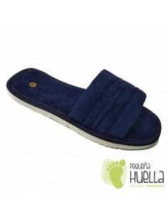 Zapatillas Casa Toalla Hombre