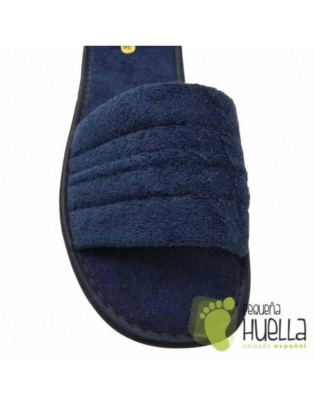 Zapatillas rizo toalla de algodón para hombre y mujer