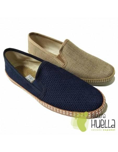 Zapatillas de calle para señores Javer 501
