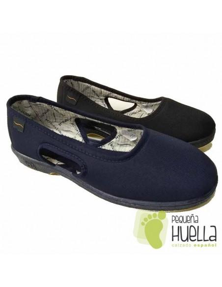Zapatillas Señora Doctor Cutillas 414