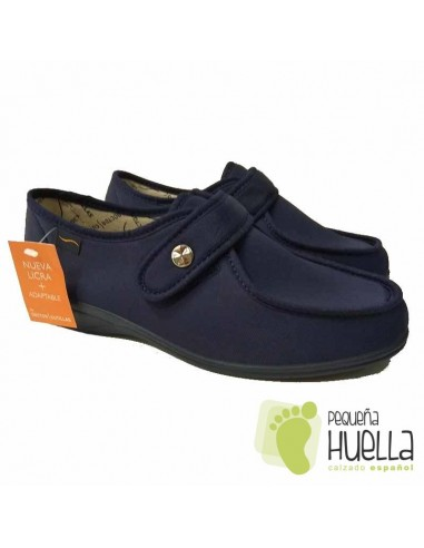 Zapatillas Señora Calle Ancho Especial Doctor Cutillas 746