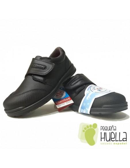 Zapatos colegiales Titanitos de chico