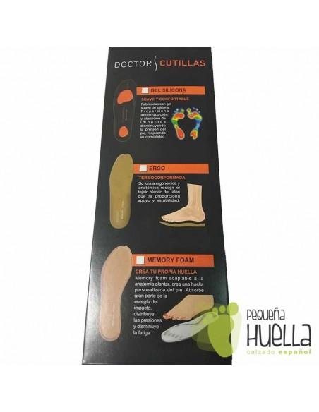 Plantillas Gel Doctor Cutillas