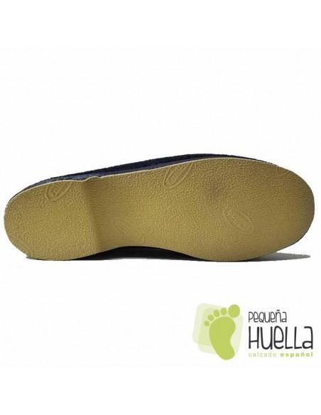 Zapatillas de casa Caballero Doctor Cutillas 182 suela de goma